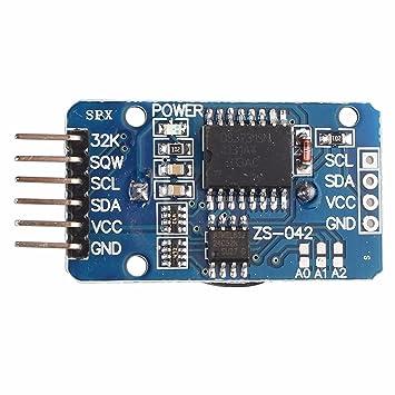 DS3231 Precision RTC reloj en tiempo real Módulo A Módulo de ...