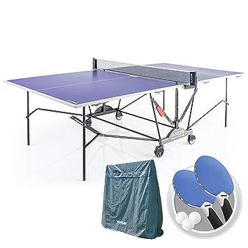 Kettler Axos 2 - Mesa de Ping Pong para Exteriores: Amazon.es ...