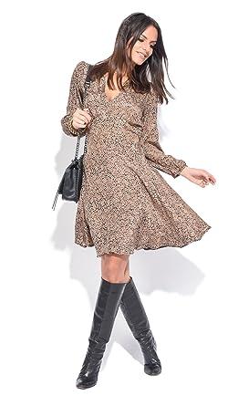 d492b1792c67 Miss JuneRobeFemme  Amazon.fr  Vêtements et accessoires
