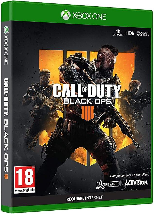 Call of Duty: Black Ops IIII + Tarjeta de visita exclusiva ...