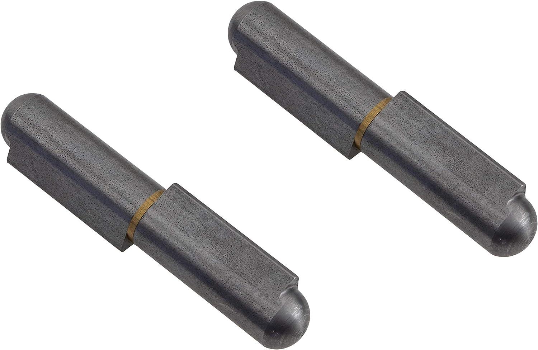120mm VA Anschweissband Torband Edelstahl Türband Bandrollen Anschweiß Rostfrei