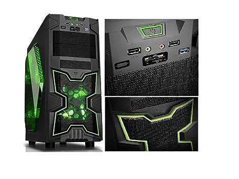 Ordenador Para Gamer ITEK NINJA QUAD CORE AMD ATHLON X4 860 ...