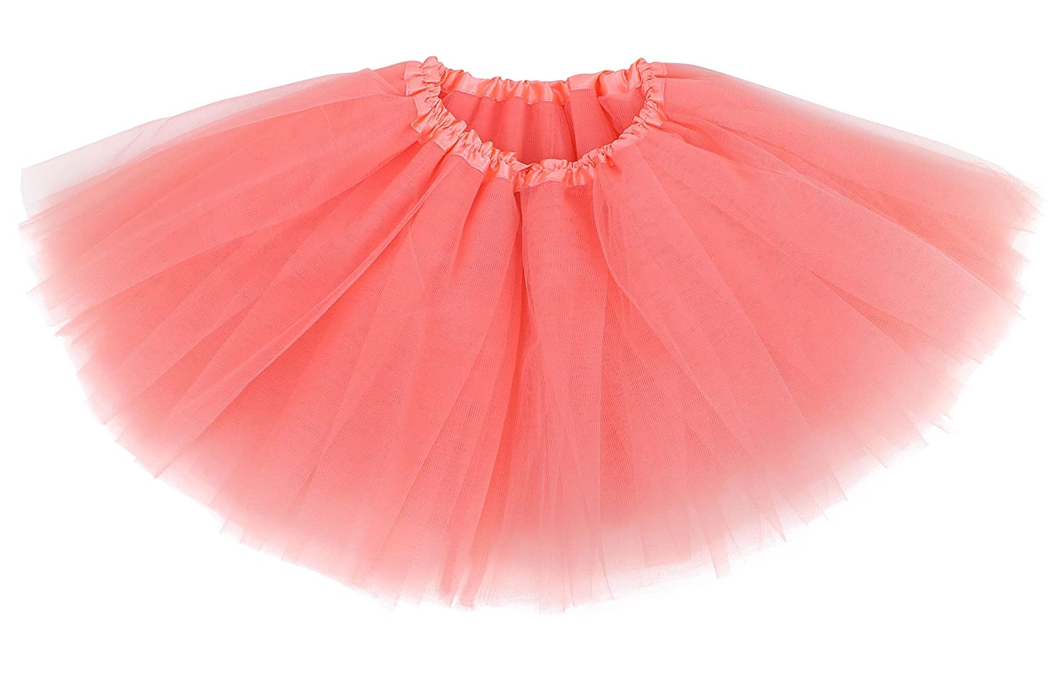 Simplicity Baby Girl's Classic Layers Tulle Tutu Skirt ( 6 Months to 8 Years ) GP16040106