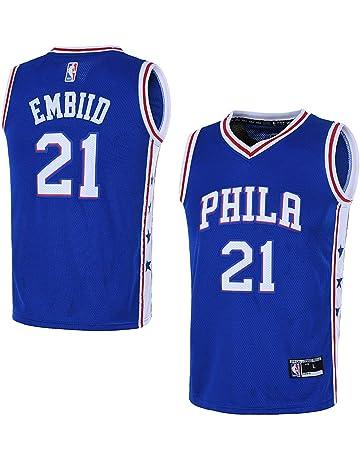 Outerstuff Youth 8-20 Philadelphia 76ers  21 Joel Embiid Jersey 7866abf4d