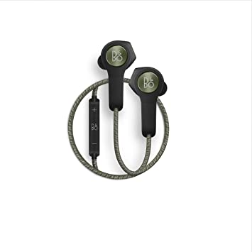 Beoplay H5 - Auriculares inalámbricos In-Ear (Bluetooth 4.2, aptX, Li-Ion), Moss Green: Amazon.es: Electrónica
