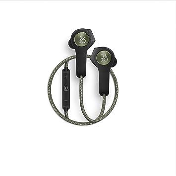 Beoplay H5 - Auriculares inalámbricos In-Ear (Bluetooth 4.2, aptX, Li-Ion), Moss Green: Amazon.es: Electrónica