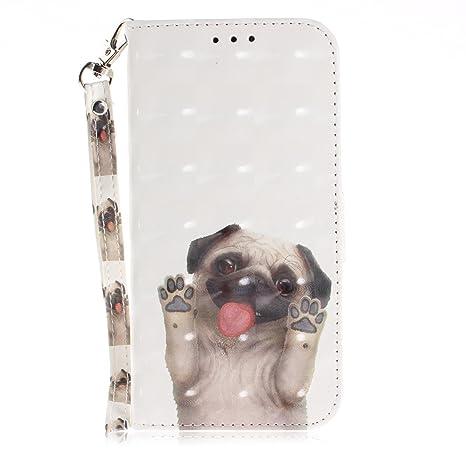 coque iphone x chien 3d