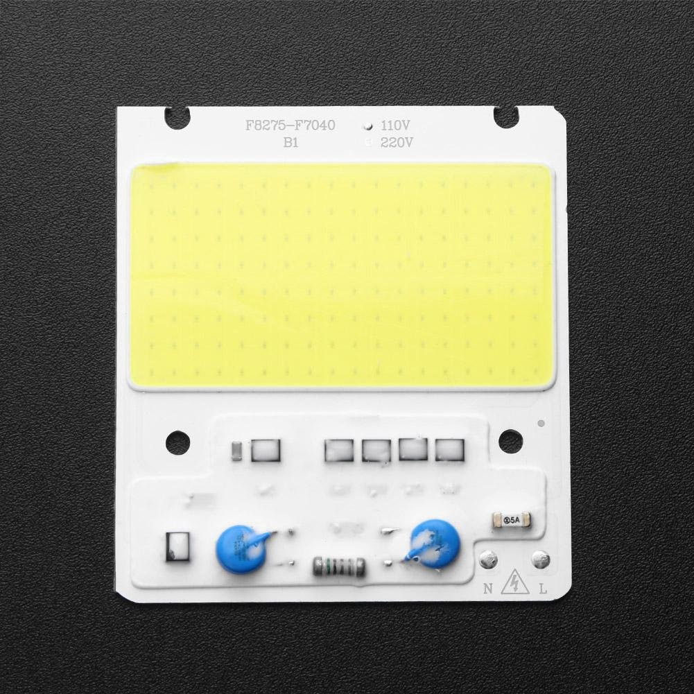 Puissance Diode 50 Ac Starnearby W 110 V Cob Lampe Haute Led Puce zMSUVp