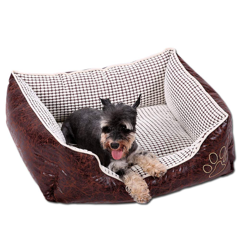 B Small B Small QJKai Kennel Removable and Washable Large and Medium Sized Kennel pet Supplies Four Seasons Universal