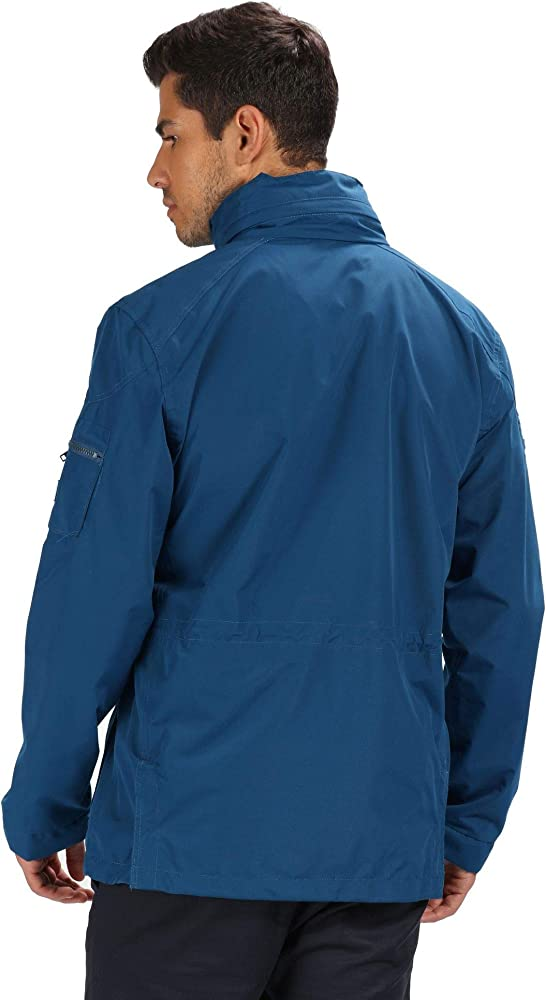 Regatta Mens Eldridge Jacket Waterproof Coat Top