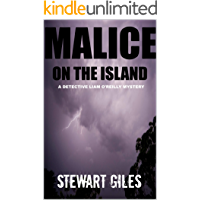 Malice on the Island : A dark mystery with a twist you will never forget. (Detective Liam O'Reilly book4) (DI Liam O…