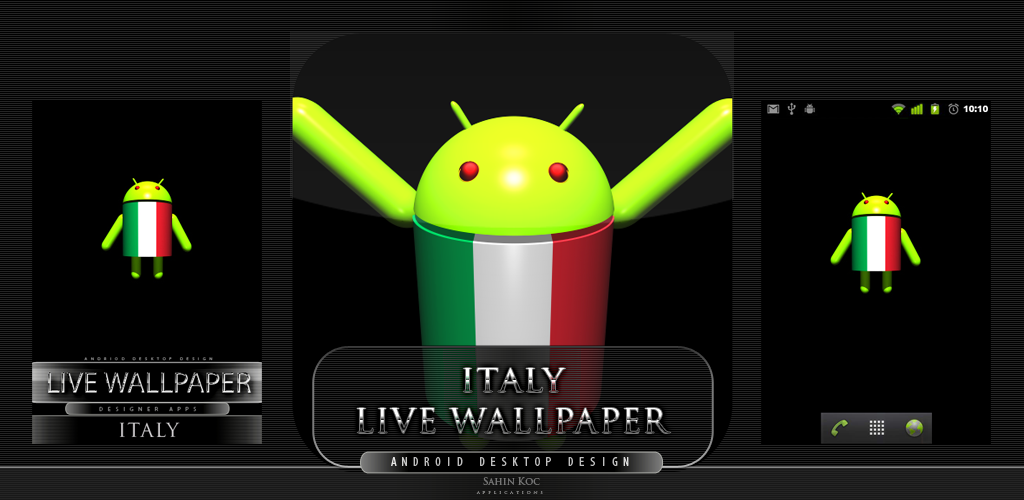 Amazon.com: Italy live wallpaper ( live theme live android live background live droid live desktop ): Appstore for Android
