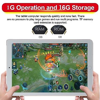 FSM88 Android Tablet 10.1 Pulgadas, Tablet PC desbloqueada ...