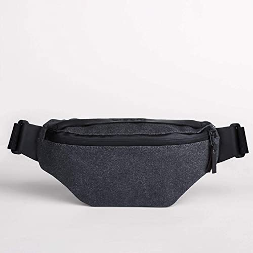 ccc2cbb82be Amazon.com: Hip Bag, Waist Bag, Leather Waist Bag, Men's Fanny Pack ...