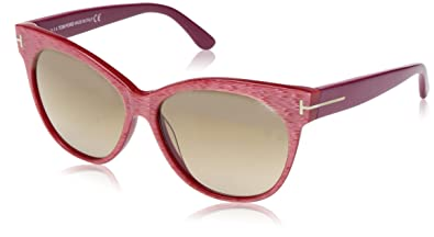 4c8608e1aea9 Image Unavailable. Image not available for. Color  Tom Ford Women s Designer  Sunglasses ...