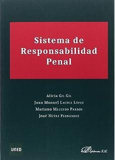 Consecuencias jurídicas del delito: Amazon.es: Gil Gil, Alicia, Lacruz López, Juan Manuel, Melendo Pardos, Mariano, Núñez Fernández, José: Libros