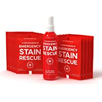 Emergency Stain Rescue Stain Remover – All Purpose Direct Spray For Carpet, Upholstery, Clothes, Add to Laundry. Works…