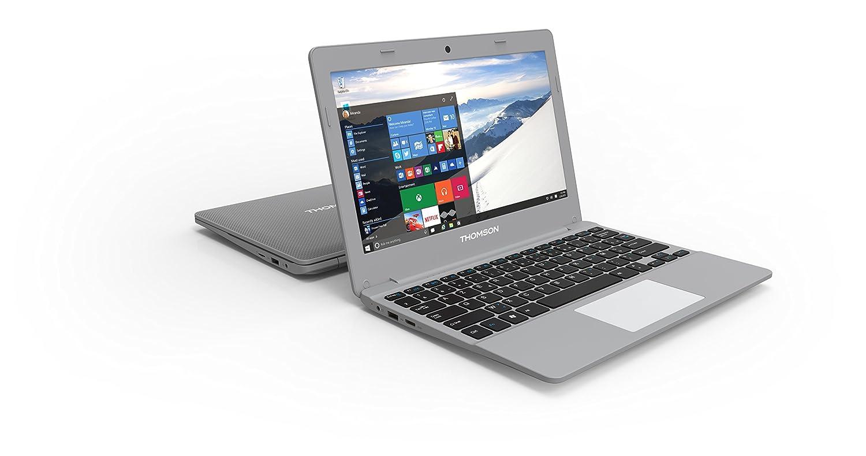 Thomson Notebook Argent Intel CherryTrail Z8300 Quad Core 1,44GHz 2Go 11,6