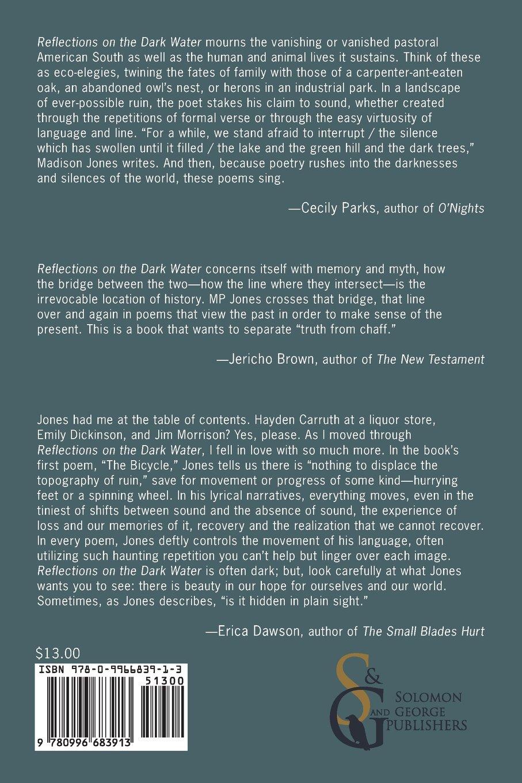 Reflections on the dark water madison p jones 9780996683913 reflections on the dark water madison p jones 9780996683913 amazon books fandeluxe Images