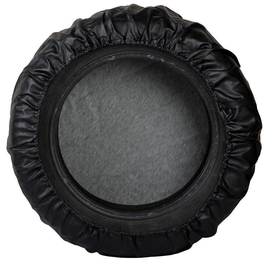 70-75cm Sanlitock Bolsa de almacenamiento de protector de la cubierta del neum/ático de rueda de repuesto para Wrangler JK RV R15