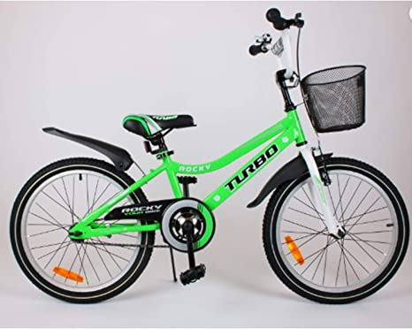 Barabike 20rock Gre – Bicicleta Infantil de 20 Pulgadas Rueda de ...