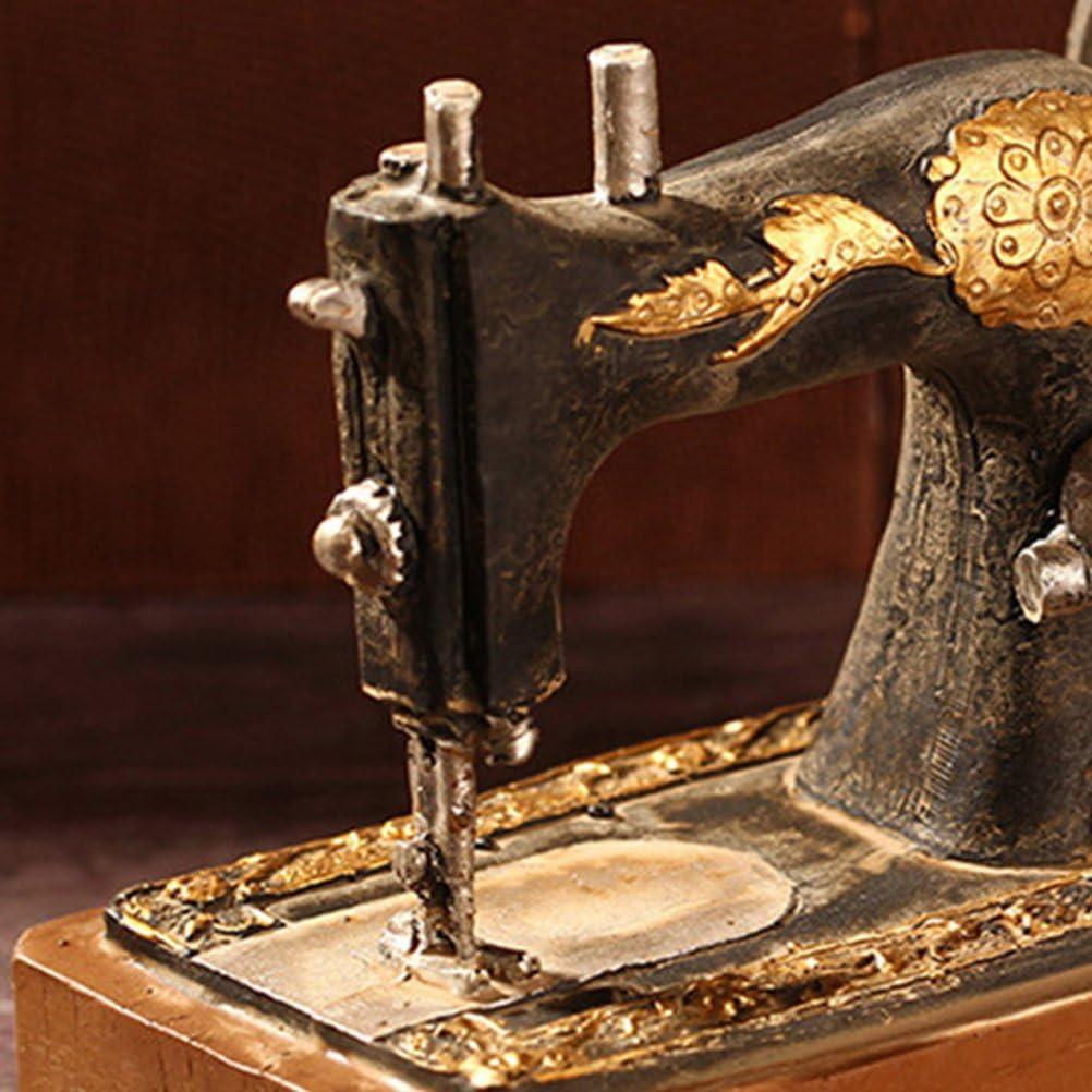 Healifty - Figura Decorativa para Escritorio, Diseño de Máquina de ...