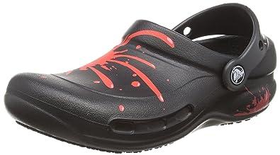 f6682d8d8fe0 Crocs Unisex Adults  Bistro Graphic Clog U  Amazon.co.uk  Shoes   Bags