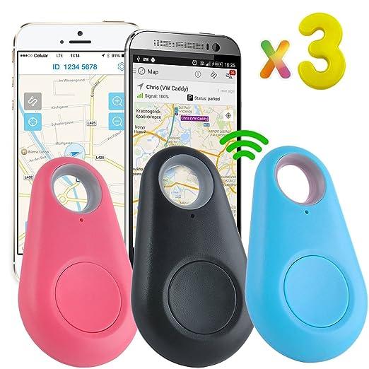 5 opinioni per 3pcs Mini Wireless Smart Finder Locator Anti-perso Remoto GPS Cercatore di