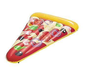 44038 Colchoneta para playa o piscina en forma de pizza ...