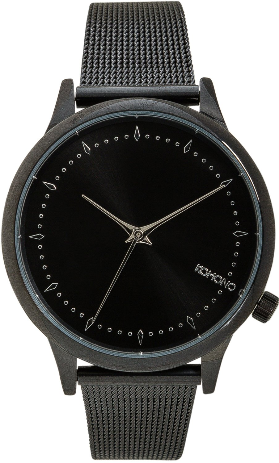 Komono - Estelle Royale - Reloj - Black/Silver-coloure: Amazon.es: Relojes