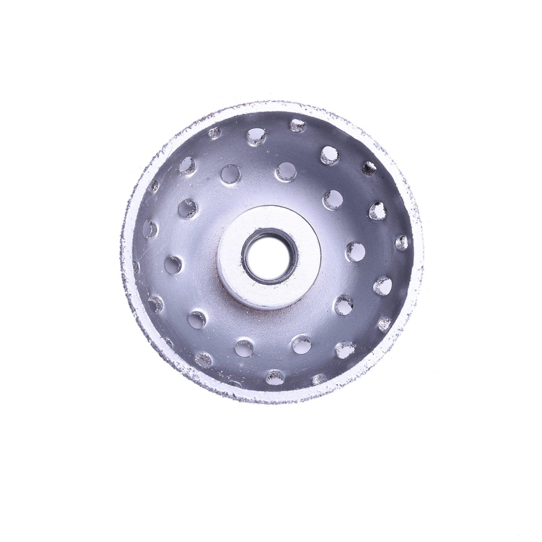 6.35 mm 2500 RPM reparaci/ón profesional de neum/áticos Amoladora neum/ática para la reparaci/ón de neum/áticos para autom/óviles bajo nivel de ruido 1//4 con silenciador
