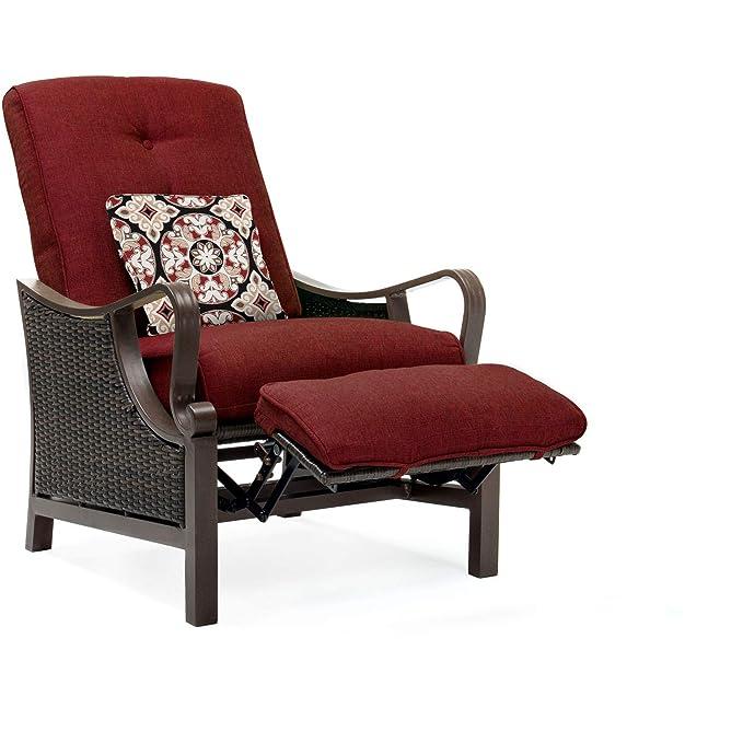 Amazon.com: Envelor Hanover Ventura – Silla reclinable de ...