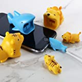 Animal Buddies Phone Cord Bites - Cable Protector