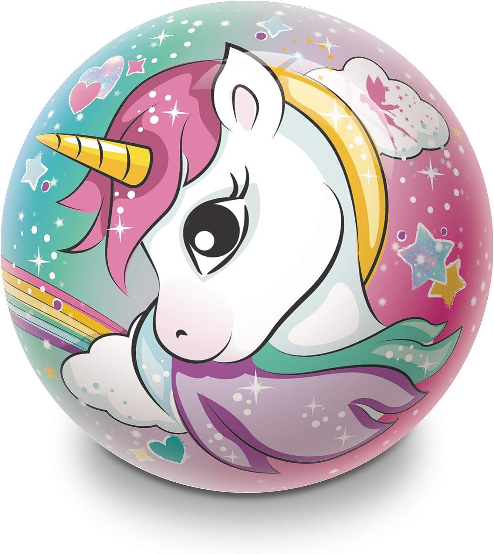 Mehrfarbig Einhorn Ball d230 06741 MONDO S.P.A. 123 MOD