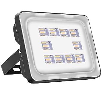 Viugreum Focos LED Exterior 30w / Proyector Reflector de Pared ...