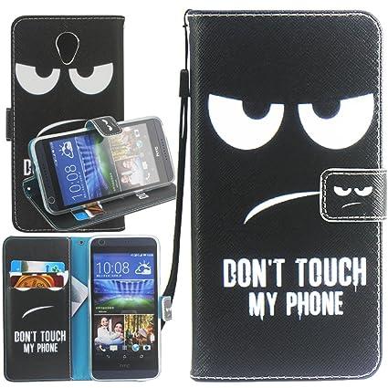 Dooki, Smart Prime 7 Funda, Flip PU Cuero Billetera Estar Caso Carcasa Para Vodafone Smart Prime 7 Con Crédito Tarjeta Poseedor Espacio (B-4)