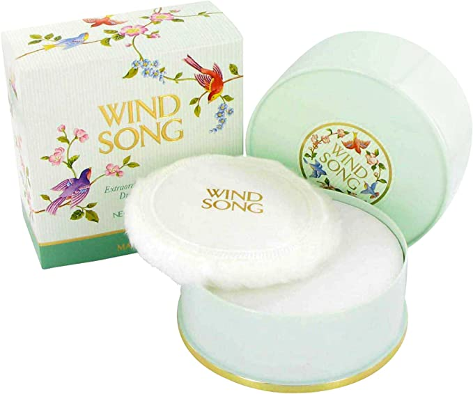Prince Matchabelli Wind Song Dusting Powder for Women, 4 Fl. Oz: Amazon.com.mx: Salud y Cuidado Personal