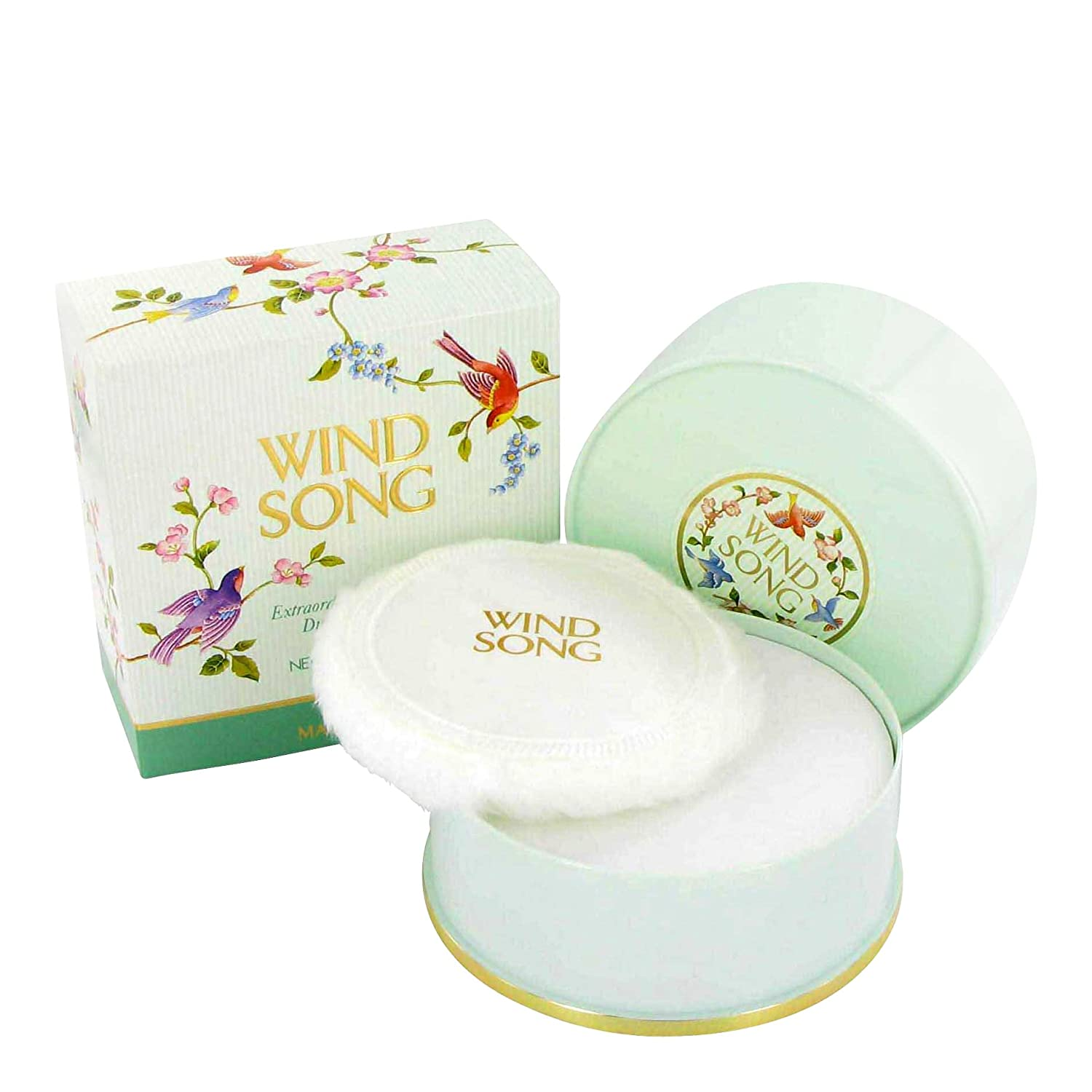 Wind Song Dusting Powder for Women by Prince Matchabelli, 4 Ounce