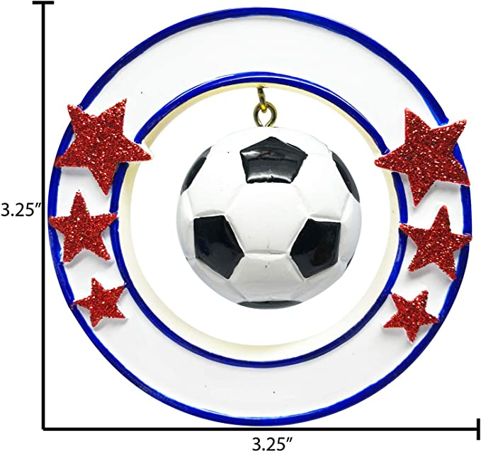 Round Glass Ornament Personalized Gift Male Ultimate Frisbee Player Ornament Keepsake Christmas Ornament Sun Catcher