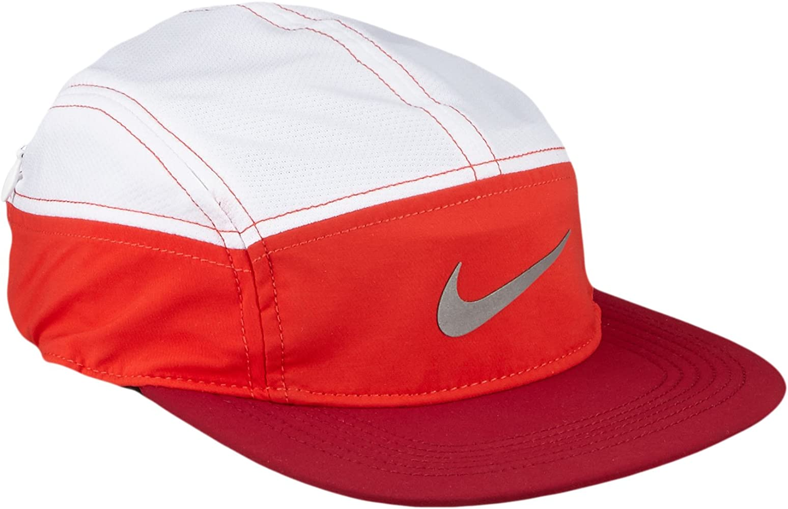 Nike WS Run Zip Aw84 Gorra, Mujer, Rojo (Noble Red/White/Lt ...