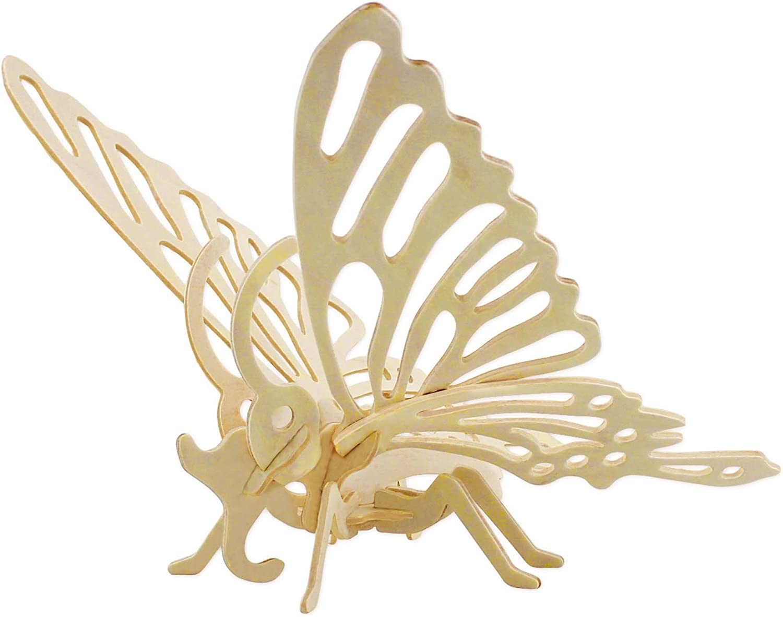 Hands Craft JP206 DIY 3D Wooden Puzzles Bee