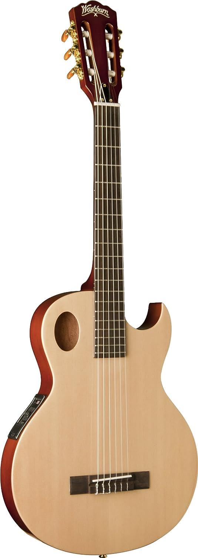 Washburn usm-eact42s Festival Series – Guitarra eléctrica acústica ...