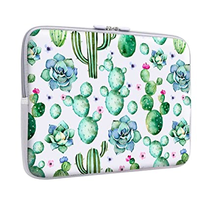 39ee4aed37d8 iCasso 13-Inch Laptop Sleeve Bag Stylish Soft Neoprene Cover for MacBook  Air/Pro/Retina /2017 New Retina 13 Inch/Surface Pro 4&3 /Lenovo ...