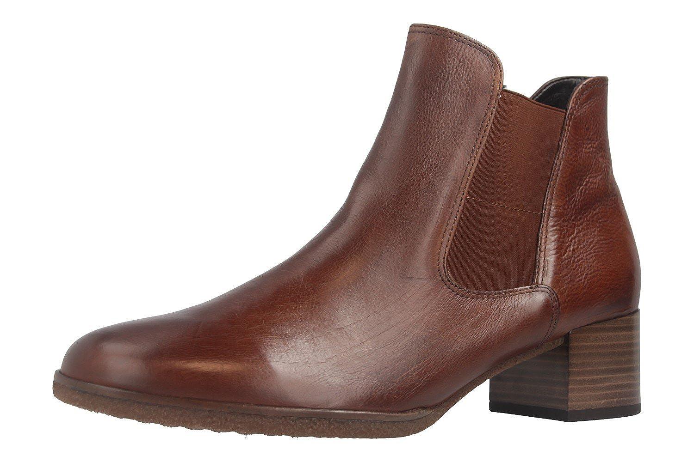 Gabor Damen Stiefeletten - Braun Schuhe in Übergrößen