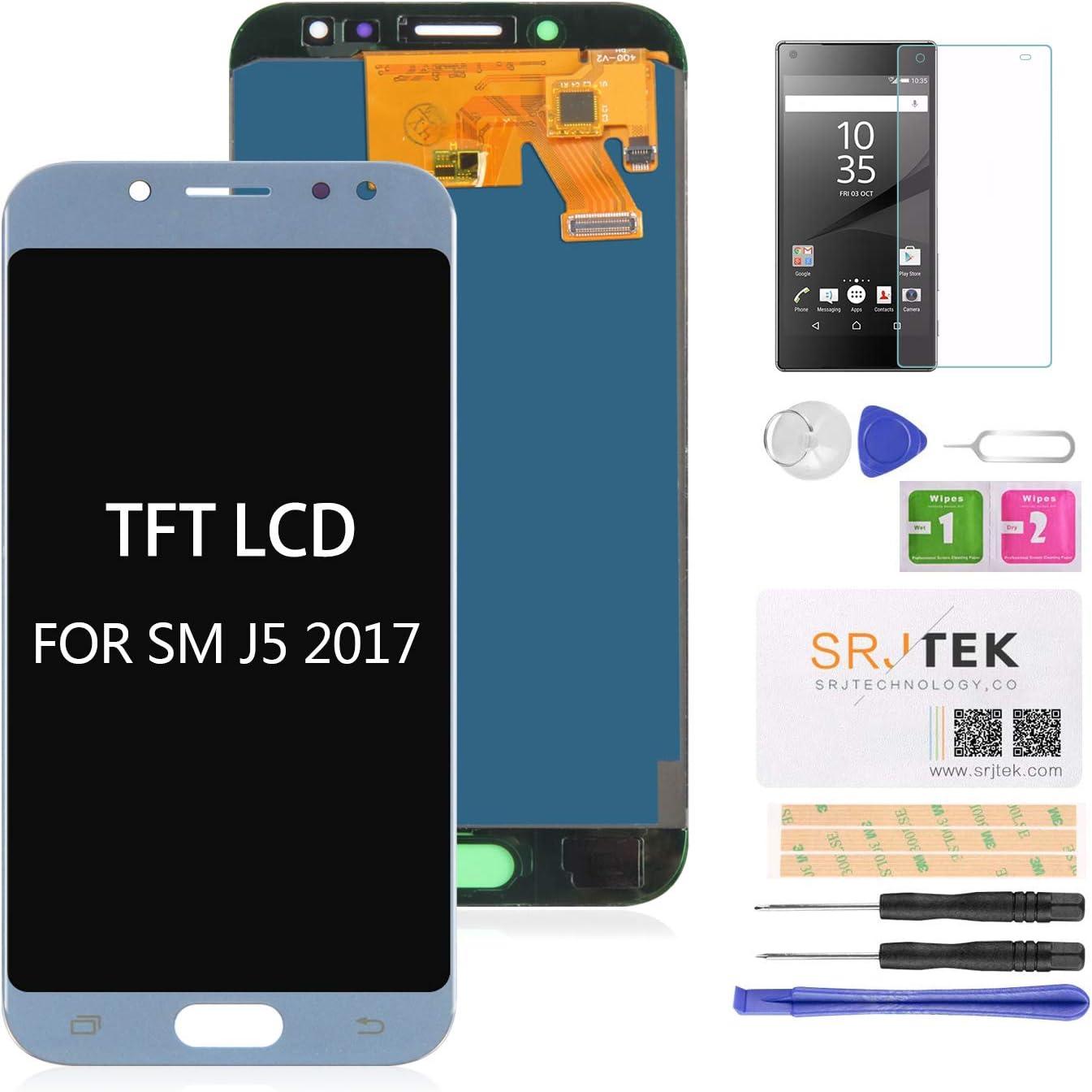 Amazon.com: Samsung Galaxy J5 Pro - Pantalla LCD de repuesto ...