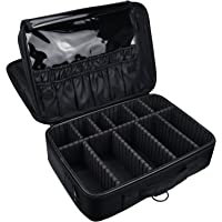 DCCN maletín de cosmética Profesional Neceser Beauty Case