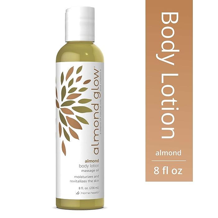 Top 6 Home Health Almond Body Oil