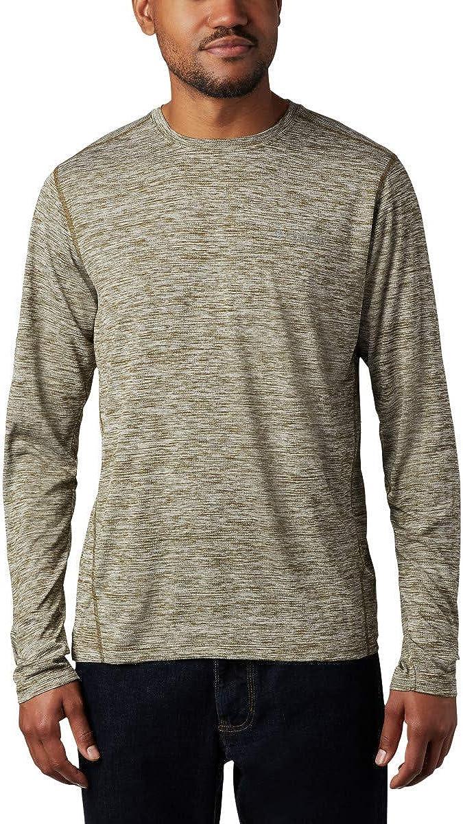 Columbia Mens Deschutes Runner Long Sleeve Shirt