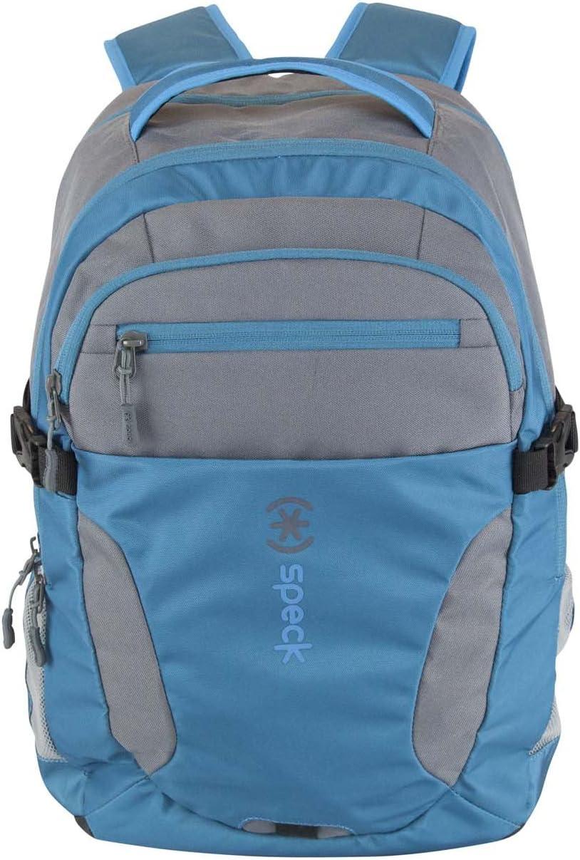 Speck Products Visor Backpack for Laptops, Surfboard Teal/Mist Grey