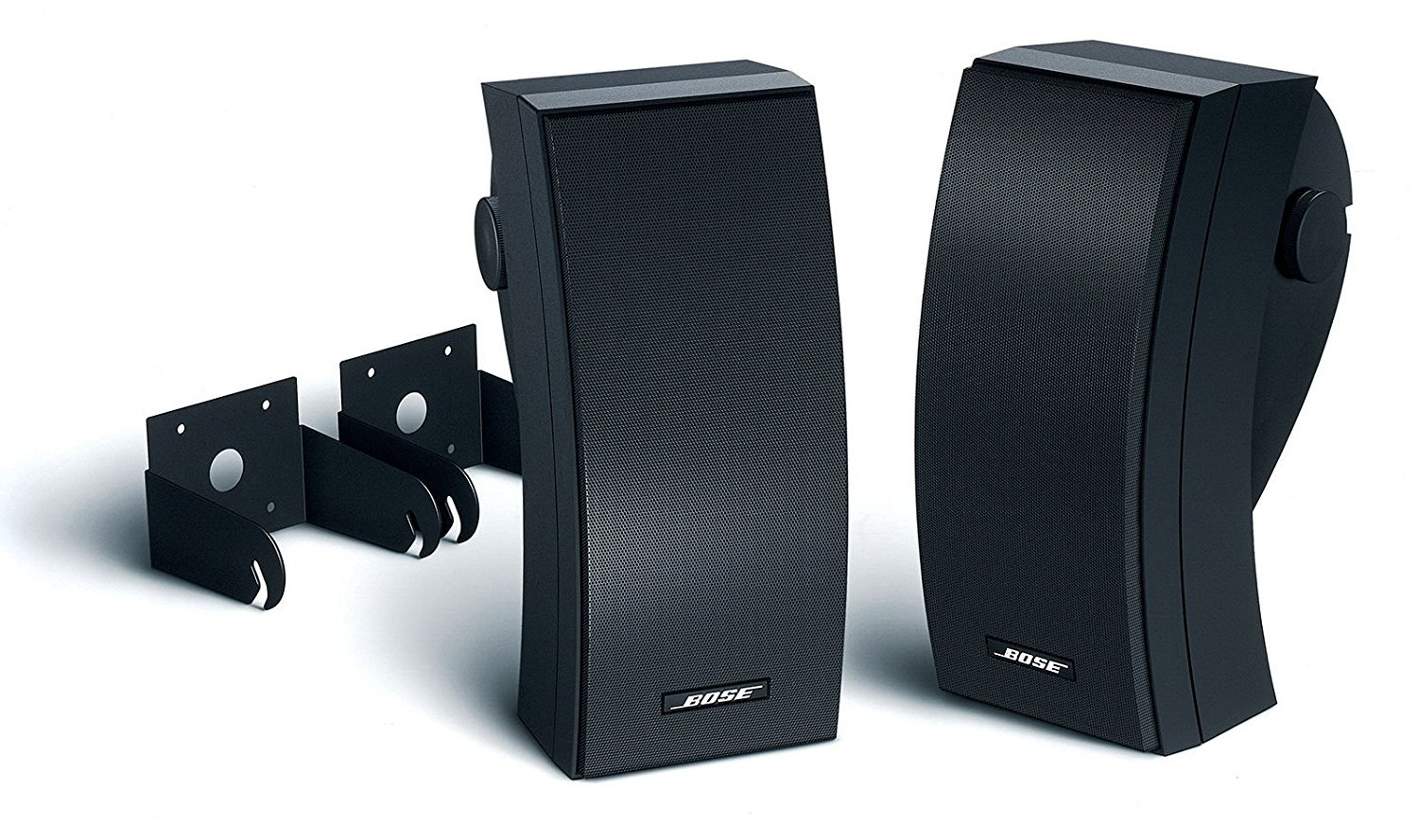 Bose SoundTouch SA-5 Bluetooth & WiFi Enabled Amplifier w/ 251 SE Outdoor Speaker System (Pair) Black